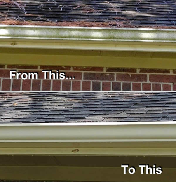 Find a Gutter Cleaning Service Company near me
