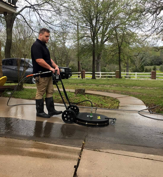 Residential Pressure Washing Services Houston/La Porte TX
