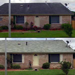 Roof Pressure Washing Services Houston/La Porte, TX