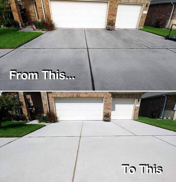 Find a Surface Cleaning Pressure Washing Company near me